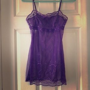 Victoria's Secret Lace Babydoll